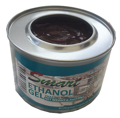 £22.99 • Buy 36 Cans (each 2.1/2 Hours) ETHANOL CHAFING DISH GEL FUEL Camping Catering Bbq