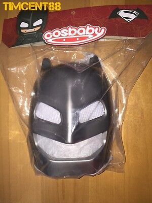 $ CDN54.03 • Buy Hot Toys Batman V Superman Dawn Of Justice Cosbaby Armored Helmet Life-size 1:1