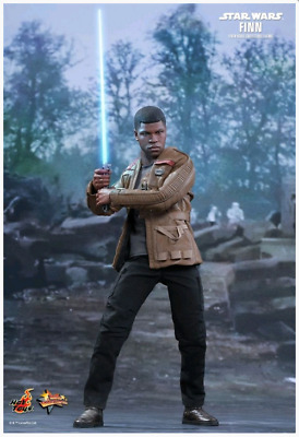 AU339.99 • Buy Star Wars Hot Toys Force Awakens Finn 1:6 Scale Action Figure MMS345