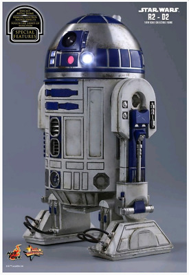 AU329.99 • Buy Star Wars Hot Toys Force Awakens R2-D2 1:6 Scale Figure HOTMMS408