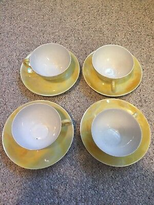 $20 • Buy J & C Louise Bavaria Antique  Cups And Saucers 4 Of Them Excellent Condition