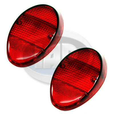 Tail Light-Euromax Tail Light Left WD EXPRESS 860 54180 767 fits 62-67 VW Beetle