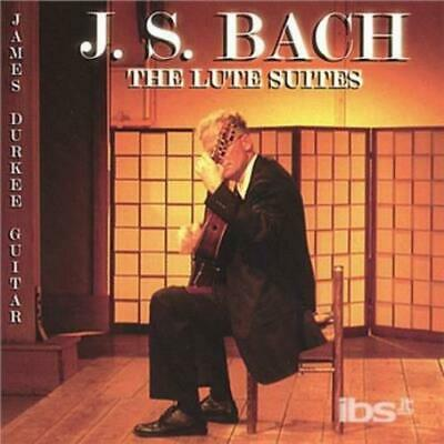J.s. Bach: Lute Suites (cd.) • 30.69£