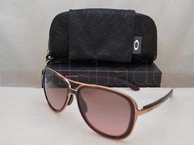 eb3388ba4a Oakley SPLIT TIME (OO4129-02 58) Crystal Raspberry With G40 Black Gradient  Lens
