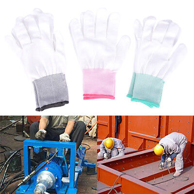 $4.35 • Buy Anti Static Antiskid Glove PC Computer Phone Repair ESD Electronic Labor OT