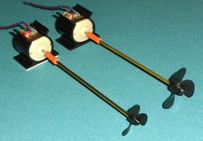 £4.50 • Buy Model Boat Power Drive Unit & Parts For Small Models