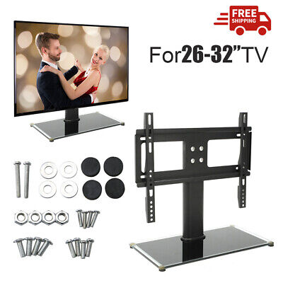 TV Wall Bracket Mount Tilt Swivel  26 -32  Inch Flat LED LCD Monitor UK • 7.59£