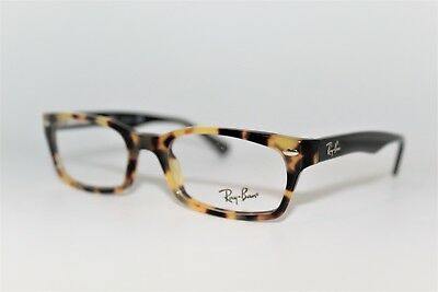 ddad203bf9 New Authentic Ray-ban Rb 5150 5608 Havana Frame Eyeglasses 50mm Rb5150 Rx •  54.99