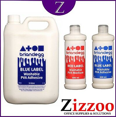 AU28.53 • Buy Pva Glue Various Sizes And Strength Also Great For Slime