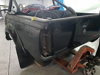 AU400 • Buy Nissan Navara D22 Ute Tub Ute Body With  Tailights Rear Bar And Taillights