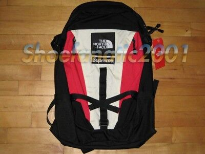$ CDN581.31 • Buy Supreme North Face Expedition Backpack TNF Red Papyrus Box Logo Limited