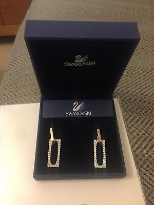 Swarovski Earrings BNIB Genuine Fine Jewellery • 40£