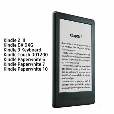 AU29.80 • Buy Genuine Battery For Amazon Kindle 2 3 4 5 Touch DX DXG Paperwhite 1 2 3 EReader