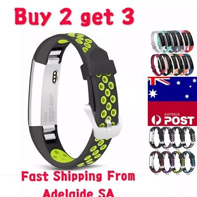 AU4.99 • Buy Replacement Wristband Band Strap For Fitbit Alta HR Wristband Small/ Large Size