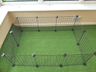 C&c , C And C  Guinea Pig Run / Cage , Indoor,outdoor . Free Delivery. All Sizes • 34.99£