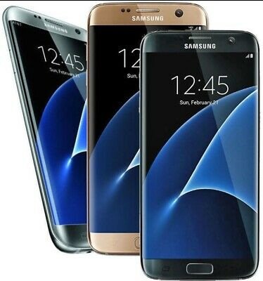 $ CDN151.80 • Buy Samsung Galaxy S7 Edge G935U G935 Unlocked AT&T T-Mobile GSM Smartphone Phone
