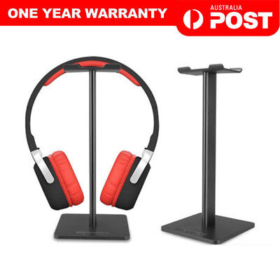 AU10.90 • Buy Universal Gaming DJ Gamer Headphone Headset Hanger Bracket Holder Stand Rack