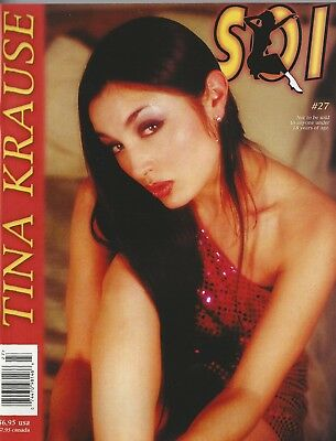 $ CDN37.43 • Buy SQI Scream Queens Illustrated 27 Tina Krause Issue Filmography Interview Rare