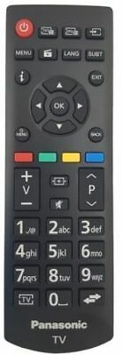 Genuine Universal Remote Control For Panasonic Viera LCD / Plasma / LED TV's • 7.99£