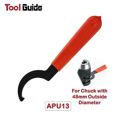 AU17.95 • Buy APU13 φ48mm C Hook Spanner Wrench For Keyless Drill Chuck Collets Lathe Milling