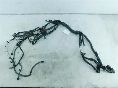 nissan engine wiring harness on
