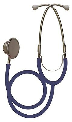 Stethoscope Dual Head - Doctors, Nurses, Vets, Emt, Paramedic - Various Colours • 5.99£