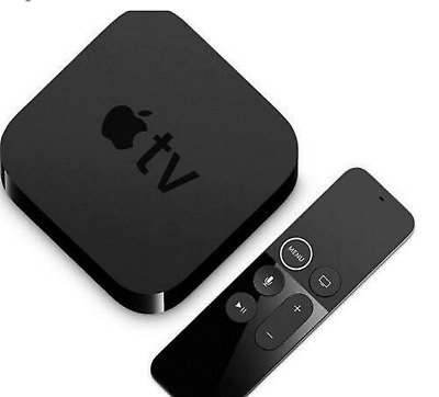 AU204 • Buy Apple TV MR912B/A 4th Generation Media Streamer 1080p HD 32GB A1625 Black