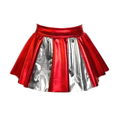 Cheerleader Circle Skirt Dance Show Girls Fancy Dress Hen Party • 9.99£