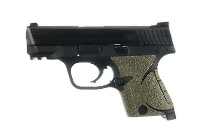$21.99 • Buy Talon Grips For Smith & Wesson M&P Compact .45 Small Backstrap Moss Rubber 706M