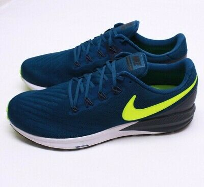 official photos 9fa00 a8d31 Nike Air Zoom Structure 22 Men s Running Shoes, Size 15, AA1636 402 • 64.95