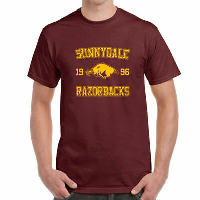 £11.99 • Buy Sunnydale Razorbacks - Mens T-Shirt - Saved By The Bell - TV Show - Fan -