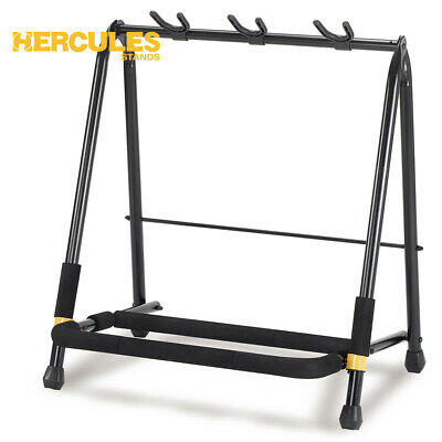 $ CDN103.79 • Buy NEW Hercules GS523B 3 Piece Multi Guitar Rack Display With 3 Yokes Included