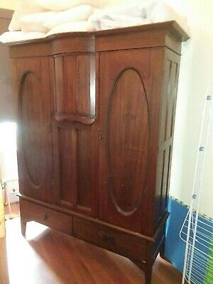 AU200 • Buy Antique Wardrobe
