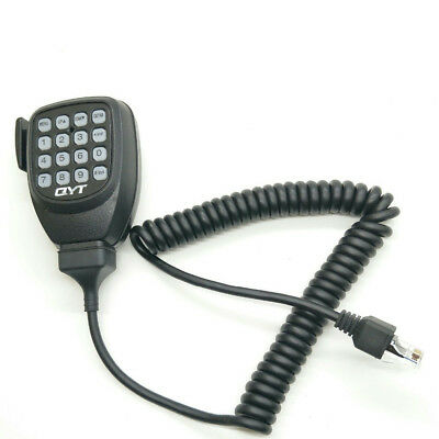 $ CDN24.38 • Buy KT8900 QYT Original Hand Microphone Suitable For 8900/8900R Mobile Car Radio