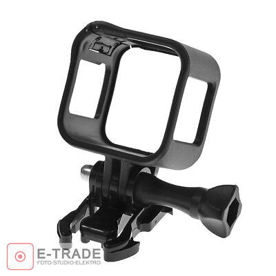 $ CDN18.21 • Buy Standard Frame Protective Case Cover W/ Mount For GoPro Hero 4 Session Camera