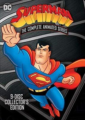 Superman: The Animated Series: Complete Series Boxset [2018] (DVD) • 34.99£