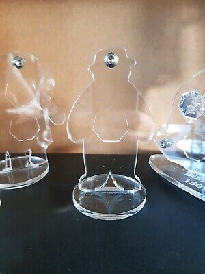 The Snowman 50 Pence Coin Holder Display 1 Slot 50p • 7£