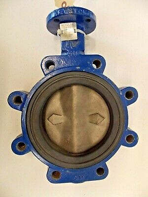 $125 • Buy Keystone Butterfly Valve 6  Fig. Ar2-070  P/n 070-703-060-ar2-000 *new Surplus*
