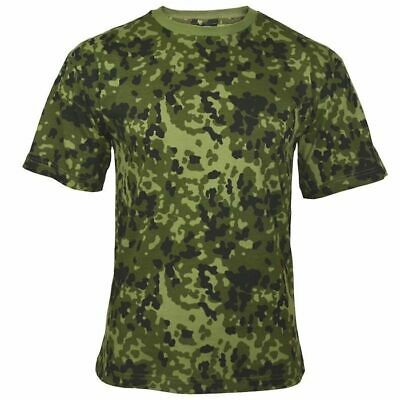 $14.90 • Buy Mil-Tec Mens US Army Style T-Shirt Crew Neck Danish Camo