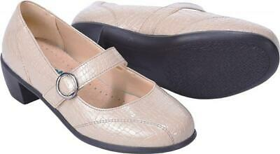£24.99 • Buy Cosyfeet Extra Roomy Hettie Womens Shoe 6 Colours (6E Width) UK Sizes Available