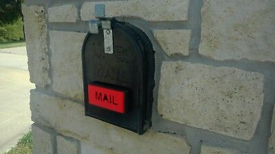 $11.50 • Buy Mailbox Flag,  Front Mount, Great On Brick/stone Mailbox, Stylish Replacement