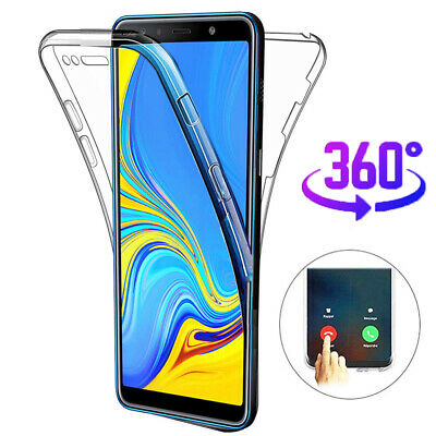 AU2.57 • Buy 360° Full Body Shockproof TPU Case Cover For Samsung Galaxy S10 Plus/S10e S9 S8+