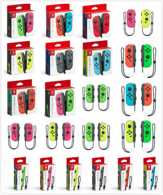 $50.95 • Buy Nintendo Switch Joy Con Wireless Controller - Various Colors