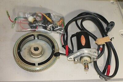 $725 • Buy Genuine OEM TOHATSU ELECTRIC STARTER KIT (F) 3B2764002; Superseded By 3B2764003