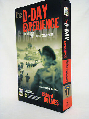 £16.33 • Buy The D-day Experience From The Invasion To The Liberation Of Paris