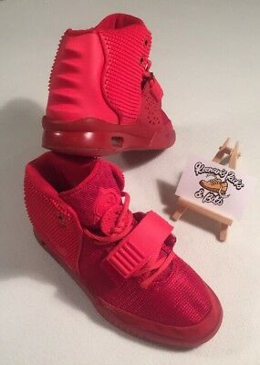 taille 40 0a262 fd308 air yeezy 2 red october