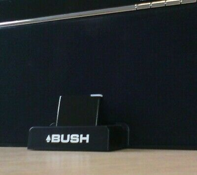 Bluetooth Adapter For Bush 30W  Speaker For IPod IPhone IS285 - Black • 18.99£