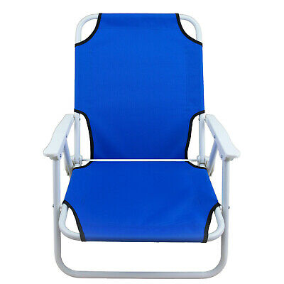 AU38 • Buy Beach Chair Outback Foldable Camping Folding Outdoor Camp Pool Stool Low Rise