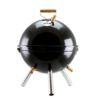 $ CDN28.18 • Buy Kettle BBQ Charcoal Grill Portable Barbecue Quality Weber Style & Stainless Vent
