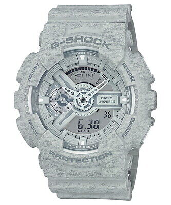 $168 • Buy Casio G-Shock Heathered Color Series Men's Watch GA-110HT-8A